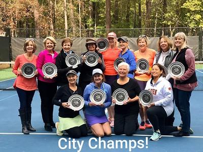 2019 Senior Women's ALTA City Championship