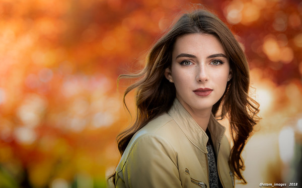 Modelling and Fashion Portraiture