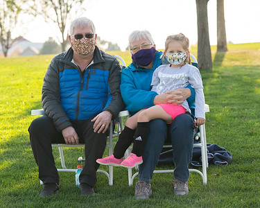 Ann, Dave and Eleanor