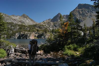 Spanish Peaks Backpack 2005