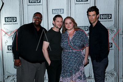 """New York, NY - July 22:  BUILD Speaker Series: Discussing the film """"Skin"""", New York, USA."""