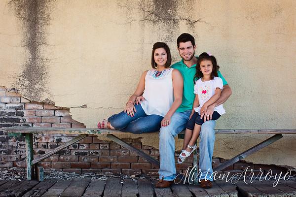 Baughman Family{2014}