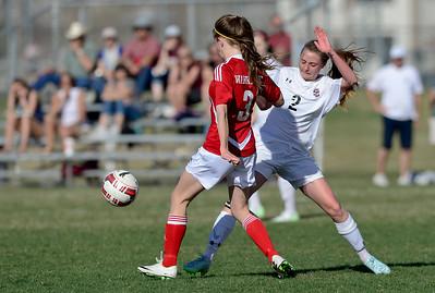 Photos: Centaurus Vs. Silver Creek girls soccer 3/31/15
