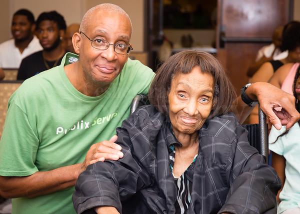 Palmer Schuler Williams   2017 Family Reunion