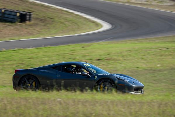 Ferrari track day