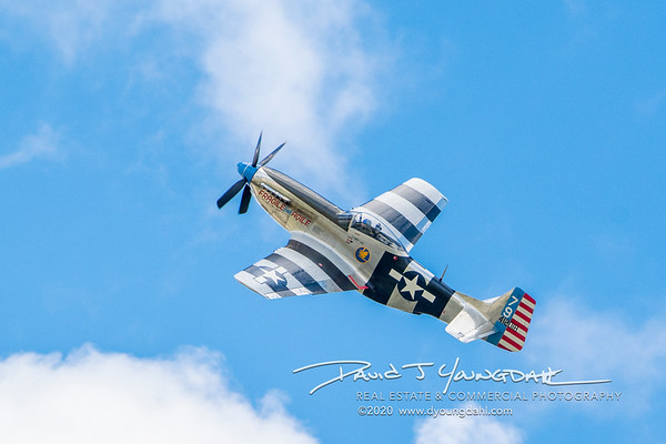 P-51 Mustang - Fragile but Agile