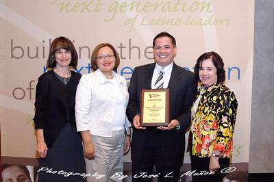 2010-06-08 Hispanic Leadership Institute Graduation