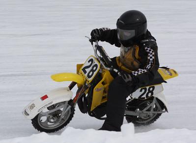 Humbird ice races Feb 2010