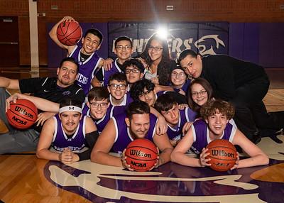 John Mall Basketball 2019 / 2020