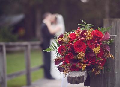 April & Taylor's Wedding
