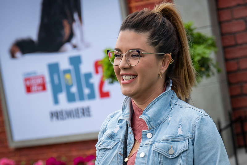 WESTWOOD, CALIFORNIA - JUNE 02: Alicia Machao attends the Premiere of Universal Pictures' 'The Secret Life Of Pets 2' at Regency Village Theatre on Sunday, June 02, 2019 in Westwood, California. (Photo by Tom Sorensen/Moovieboy Pictures)