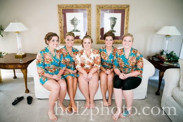 Megan & River Color Wedding Photos