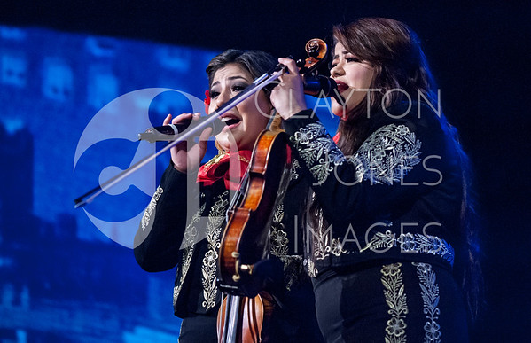 Mariachi Divas de Cindy Shea, Wichita Theater, Wichita Falls, TX, 10/14/2017