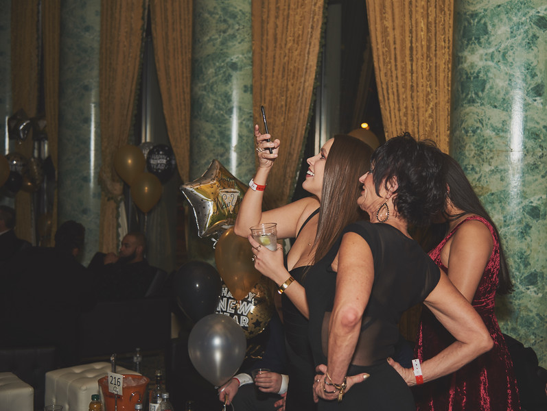 New Year's Eve Party - The Drake Hotel 2018 - Chicago Scene (391).jpg