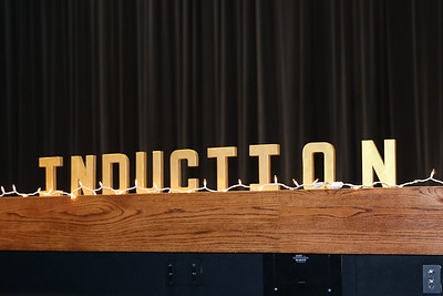 Induction August 10 2018