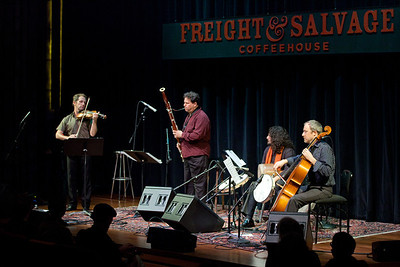 Davka live at the Freight and Salvage February 14,2012