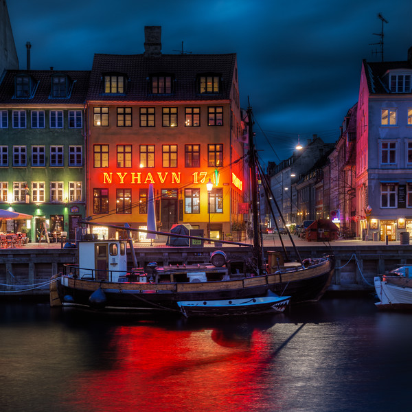 Red Waters at Nyhavn 17