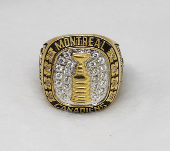 1958 Montreal Canadiens stanley cup ring