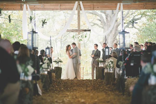 Jessica & Elijah // Wedding