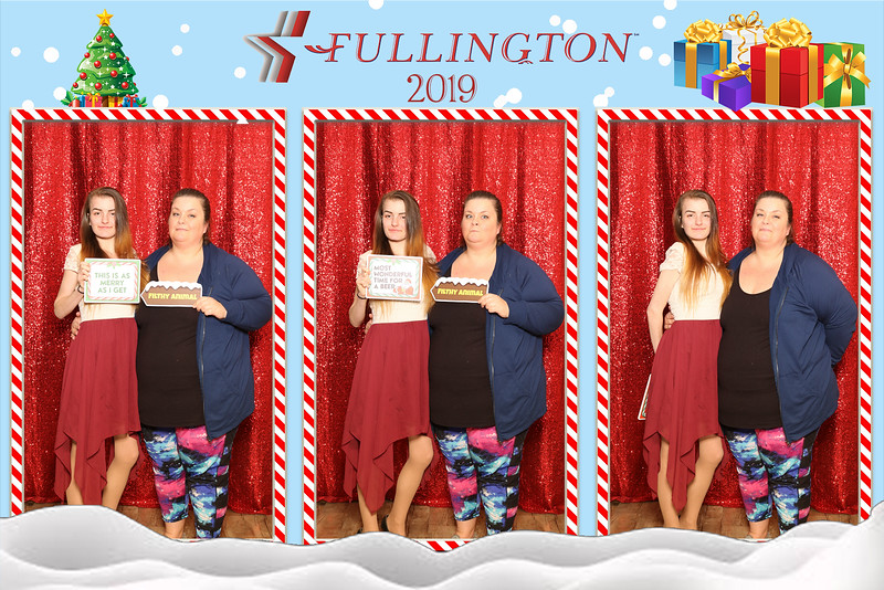 Fullington Holiday Party 12.09.19