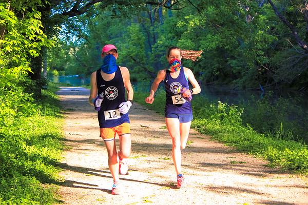 Riley's Rumble Half Marathon - K.Reichmann