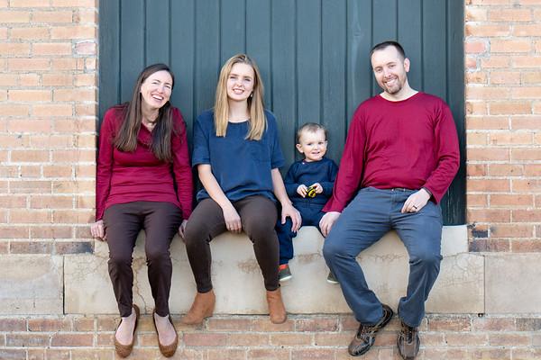 Burns-Kidd Family