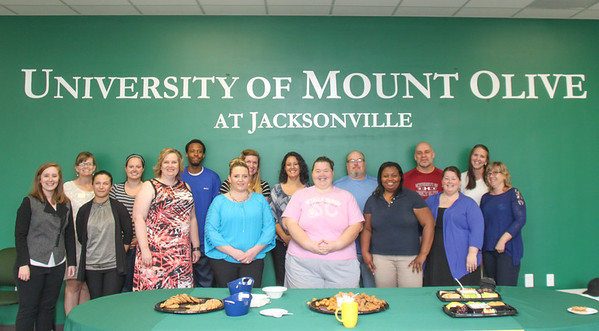 Jacksonville Graduation Reception - Spring 2016