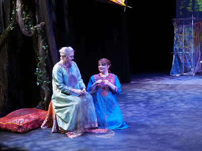 Bizet's Pearl Fishers (photos)