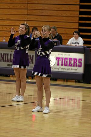 MHS Cheer Basketball
