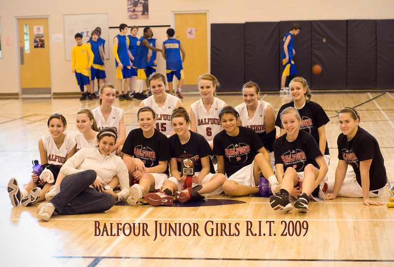 Junior Girls RIT final