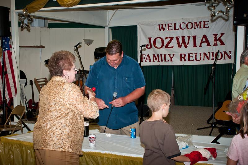 2011 Jozwiak Family Reunion