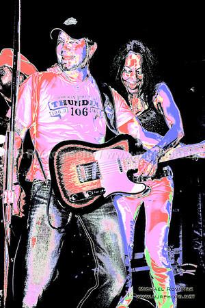 The Joe Bayer band at Agaves - 05.11.13