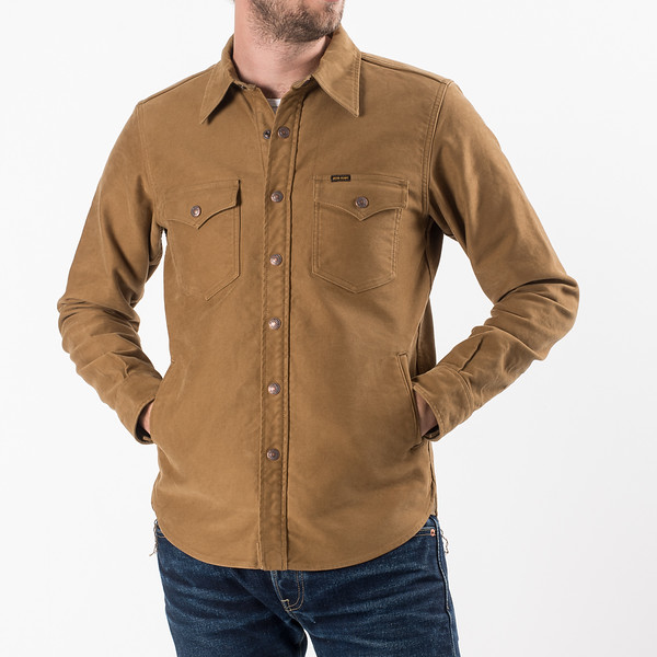 Brown Heavy Moleskin CPO Shirt-Jacket-36.jpg