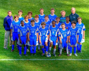 FCDS: JV Soccer