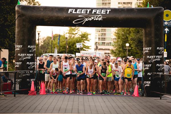 Fleet Feet Scioto 10 Miler