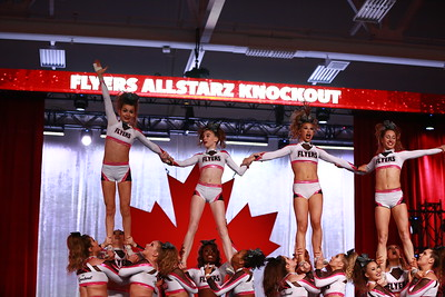 Flyers Allstarz  Knockout - Worlds Face-Off Level 5