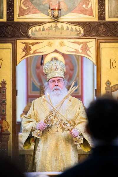 Liturgy with His Beatitude Metropolitan Tikhon