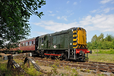 Chasewater Coal day 2014