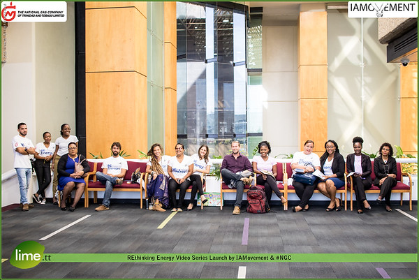 REthinking Energy Video Series Launch by IAMovement & #NGC
