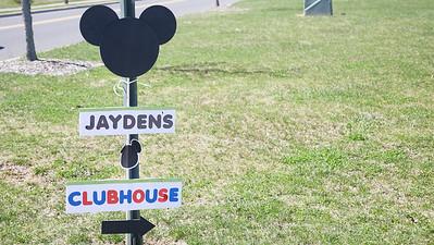 Jaydens 1st Bday