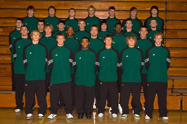 Men's Basketball, Team Shots '07-'08