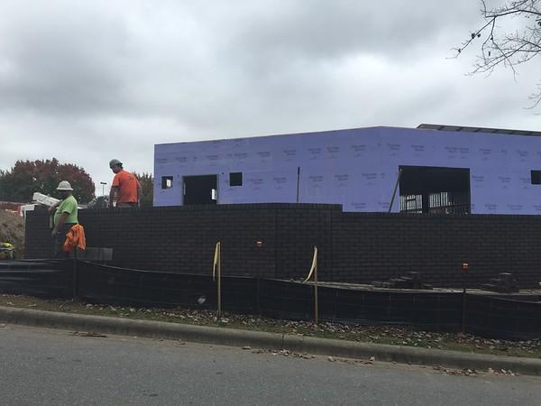 Blue Ridge Pharmacy Construction