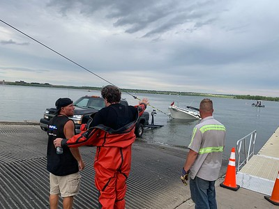 Cherry Creek Boat Recovery