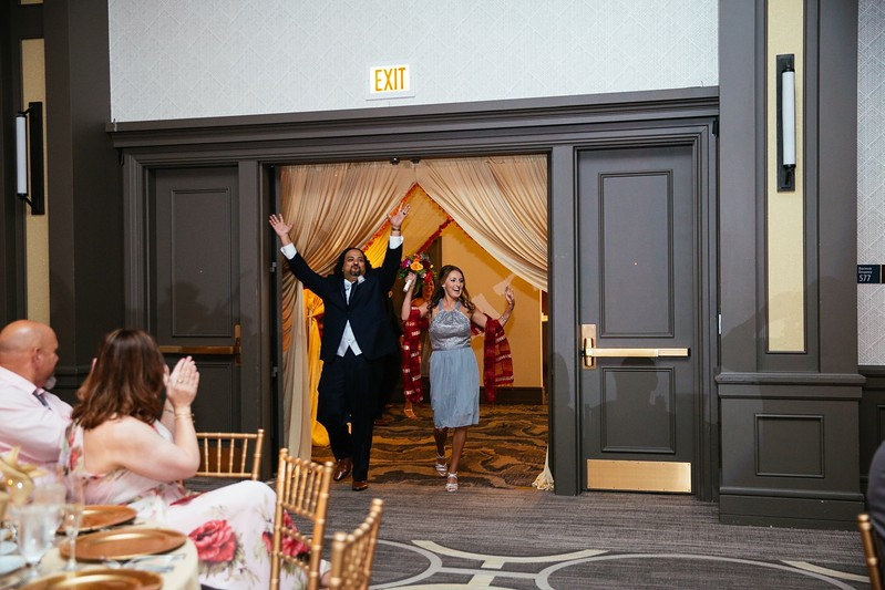 LeCapeWeddings Chicago Photographer - Renu and Ryan - Hilton Oakbrook Hills Indian Wedding -  955.jpg