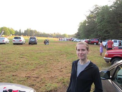 Scenic City Trail Marathon 2012