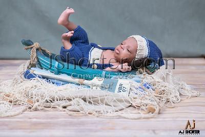 Baby Massai JAckson