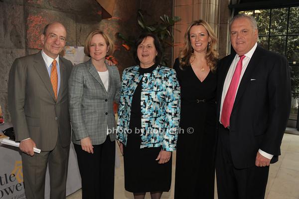 Dan Kurtz, Melinda Katz, Grace Lo Grande, Maura Manning Comerford, Frank Comerford   photo  by Rob Rich © 2014 robwayne1@aol.com 516-676-3939