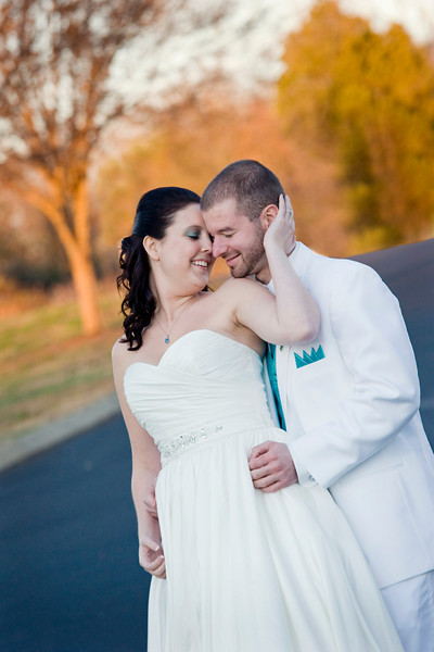 Wedding of Amanda + Christian {12/31/11}