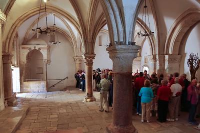 Jerusalem - Upper Room and Davids Tomb