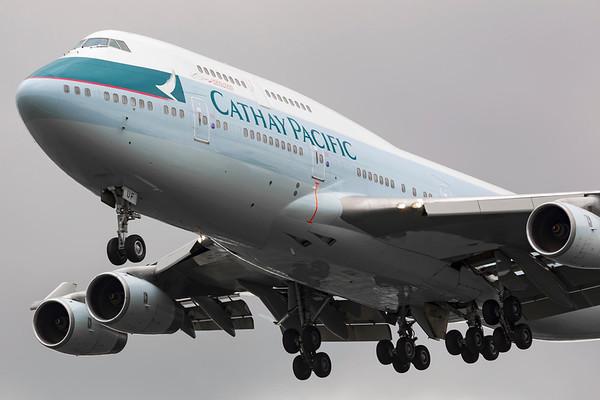 B-HUF - Boeing 747-467
